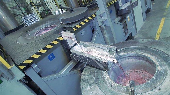 Herstellungsvorgang bei MS Motorservice International