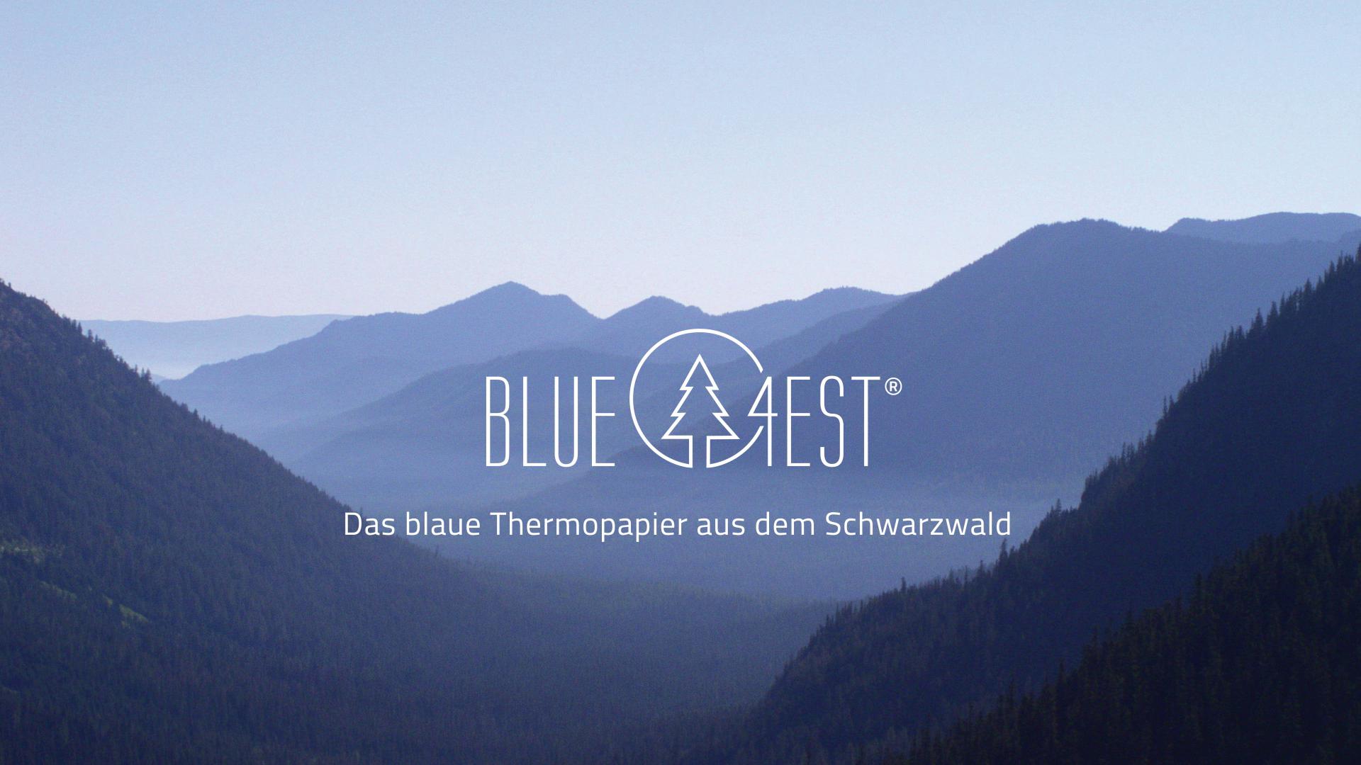 Berglandschaft Schwarzwald